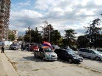Арменците от Варна с мирно автошествие за спиране на конфликта в Нагорни Карабах