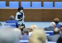 Дебат в НС за оставката на Цвета Караянчева