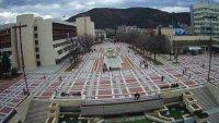 Големите тържества в Благоевград се ограничават в следващите 14 дни