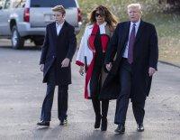 Семейство Тръмп с отрицателни тестове