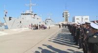 """Военният ни флот получи два нови кораба – минните ловци """"Места"""" и """"Струма"""""""