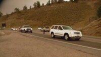Евакуация в Колорадо заради бушуващи горски пожари