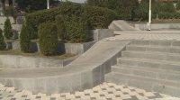 Забраняват карането на велосипеди и тротинетки по стълбите в центъра на Симитли