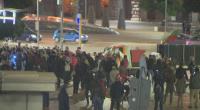 101-а вечер на протести в София