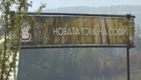 Близо 22 000 нови дръвчета ще бъдат засадени в новата гора на София