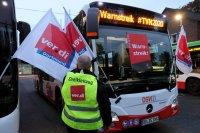 Стачки на обществения транспорт в германската провинция Бавария на 26 и 27 октомври