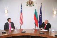 Борисов и зам. държавният секретар на САЩ: 5G мрежите са бъдещият гръбнак на нашите икономики и общества