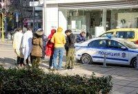 """Полицията в София провери мигранти край джамията """"Баня баши"""""""