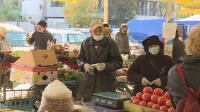 Върнаха старите мерки за безопасност на пазара в Благоевград