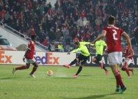 ЦСКА загуби срещу Клуж в Лига Европа