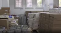 БЧК раздава 6 500 тона храна на хора в нужда
