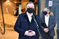 Полският президент Анджей Дуда е с коронавирус
