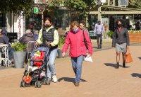 снимка 3 Спазват ли софиянци наредбата за носене на маски на открито?