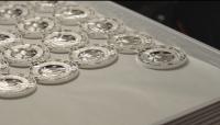 Монетният двор в Париж пусна монети за 600-годишнина на Забранения град в Пекин