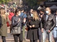 снимка 5 Спазват ли софиянци наредбата за носене на маски на открито?