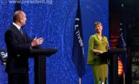 Естонското президентство: Радев е общувал с позитивен на COVID-19 преди визитата в Талин