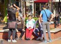 снимка 9 Спазват ли софиянци наредбата за носене на маски на открито?
