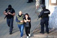 Въоръженият похитител в Грузия освободи повечето заложници