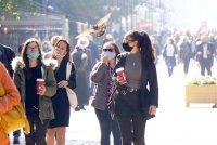 снимка 2 Спазват ли софиянци наредбата за носене на маски на открито?