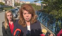 Илияна Йотова настоява за национална програма за справяне с кризата с коронавируса