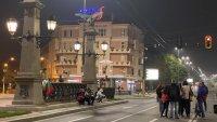 снимка 2 113-а вечер на протести в София