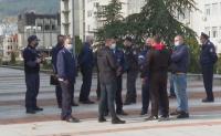 Полицаи от Шумен излязоха на протест
