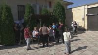 Бежанци в Нагорни Карабах се укриват във фабрика за диаманти