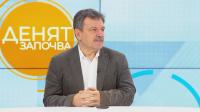 Д-р Симидчиев: 13% от хората с COVID-19 се хоспитализират, но по-бързо нараства броят на заразените