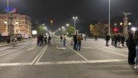 снимка 1 113-а вечер на протести в София