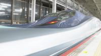 Скоростен влак в Япония достига 380 км/ч