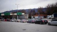 """Гърция затвори ГКПП """"Промахон"""" за влизане на чужденци през нощта"""