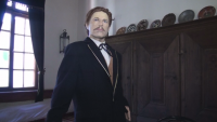Поставиха восъчна фигура на Васил Левски в Историческия музей в Карлово