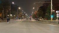 снимка 3 113-а вечер на протести в София