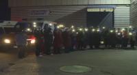 Със сирени и светлини медиците в Русе призоваха за спазване на мерките