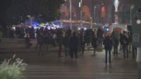 108-а вечер на протести в София