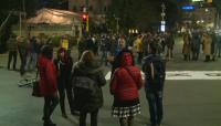 113-а вечер на протести в София