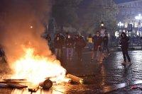 Сблъсъци в Италия заради затягането на мерките срещу COVID-19