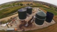 Централата за биогаз в село Труд започна поетапно спиране на работа