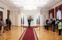 Президентът удостои с държавни отличия български учени и творци