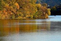 снимка 14 Панчаревското езеро - популярен маршрут за разходка