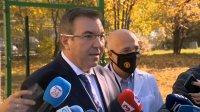 Министър Ангелов: Антигенните тестове в новите триажи ще са безплатни за гражданите
