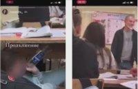 Скандал в пловдивско училище заради клип, в който момиче пие от бутилка с водка