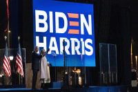 Джо Байдън продължава да води на Тръмп