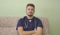 Студент по медицина към колегите си: Не се страхувайте, елате в болниците, влезте в битката с COVID-19