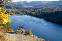 снимка 1 Панчаревското езеро - популярен маршрут за разходка
