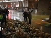 115-а вечер на протести в София
