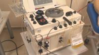 Над 60 души са дарили кръвна плазма в Националния център по трансфузионна хематология