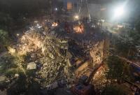 Румен Радев изрази съболезнования на президентите на Гърция и Турция след тежкото земетресение