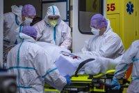 Отчетоха най-високата смъртност от началото на пандемията