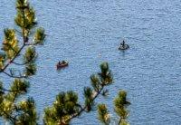снимка 17 Панчаревското езеро - популярен маршрут за разходка